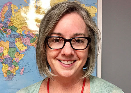 LIBRARY MEDIA PROGRAM COORDINATOR  ANNOUNCES RETURN TO CLASSROOM