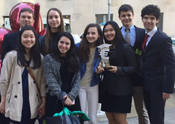 GHS Students Finalists in National Euro Challenge