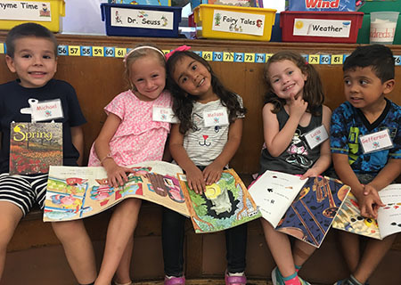 Greenwich Public Schools Announces Kindergarten Spotlight on November 13