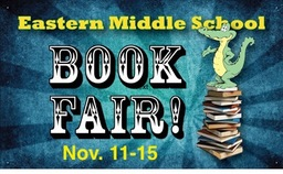 EMS Fall Book Fair: Nov. 11 - 15