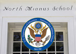 North Mianus School Recognized as a 2019 National Blue Ribbon School