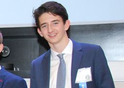 GHS Student Wins Prestigious Research Prize