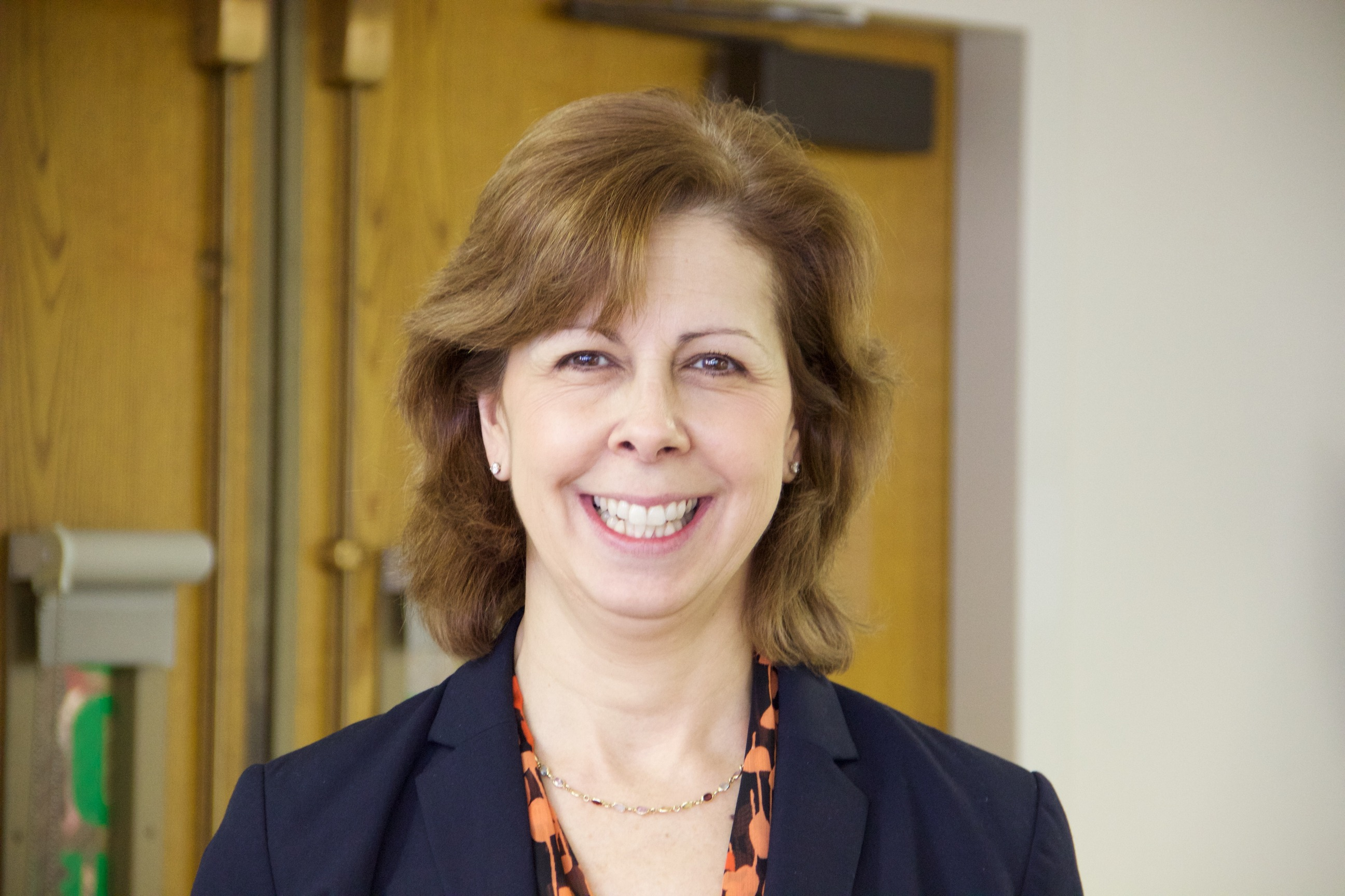 Photo of Principal, Trish McGuire