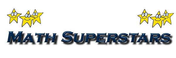 Math Superstars Greenwich Public Schools – Math Superstars Worksheets